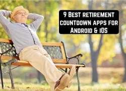 9 Best retirement countdown apps for Android & iOS