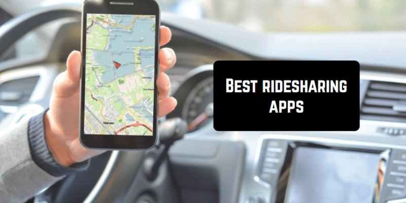 11 Best ridesharing apps for Android & iOS