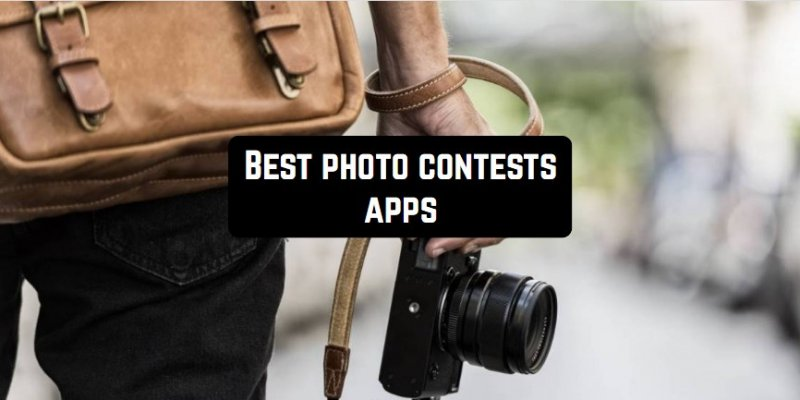 6 Best photo contests apps for Android & iOS