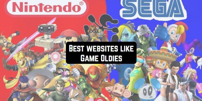 11 Best websites like Game Oldies
