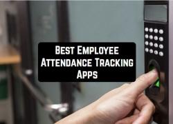 14 Best Employee Attendance Tracking Apps