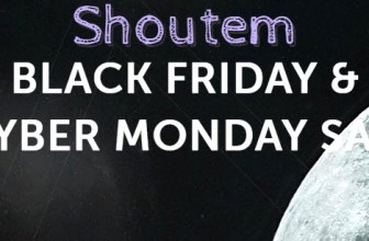 Shoutem Black Friday & Cyber Monday Sale 2016