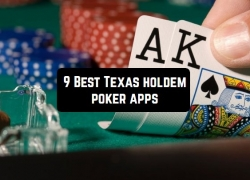 9 Best Texas holdem poker apps for Android & iOS