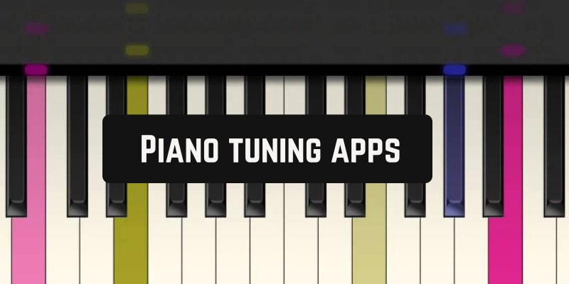 Top 9 piano tuning apps for Android & iOS