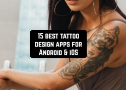 15 Best tattoo design apps for Android & iOS