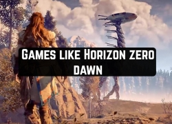 7 Games like Horizon zero dawn for Android