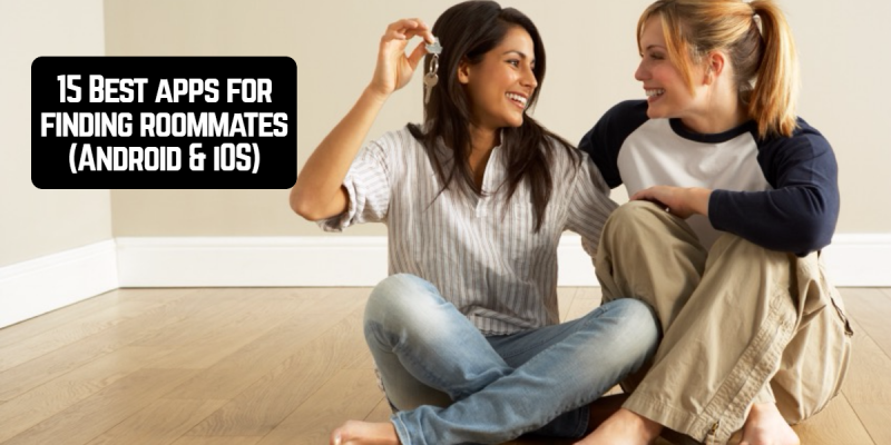 15 Best apps for finding roommates (Android & iOS)