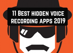 11 Best hidden voice recording apps 2019