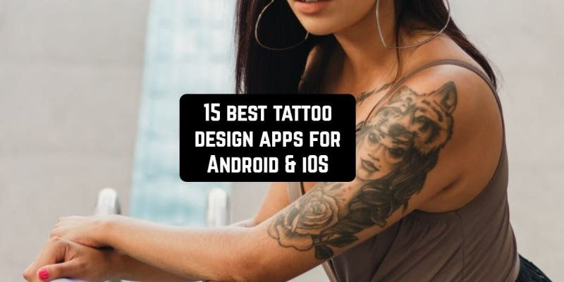 15 Best tattoo design apps for Anroid & iOS