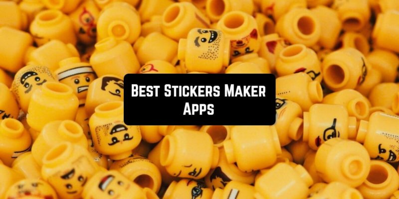 11 Best Stickers Maker Apps for Whatsapp & Telegram
