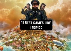 11 Best games like Tropico for Android & iOS
