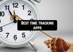 17 Best time tracking apps for Android & iOS