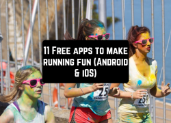 11 Free apps to make running fun (Android & iOS)