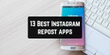 13 Best Instagram Repost Apps for Android & iOS