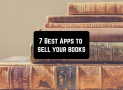 7 Best Apps to sell your books