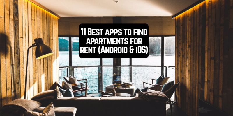 11 Best apps to find apartments for rent (Android & iOS)
