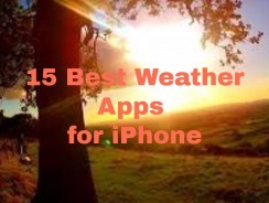 15 Best Weather Apps for iPhone