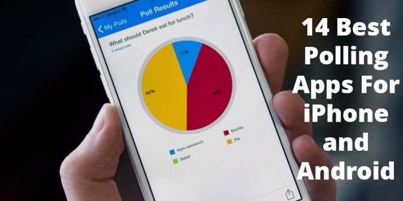 14 Best Polling Apps For iPhone and Android
