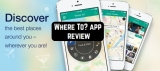 Where To? app review
