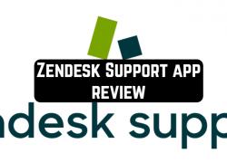 Zendesk Support app review