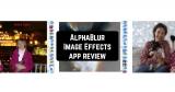 AlphaBlur Image Effects App Review
