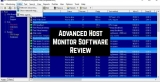 Advanced Host Monitor Software Review