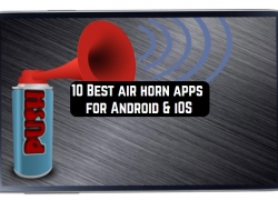 10 Best air horn apps for Android & iOS
