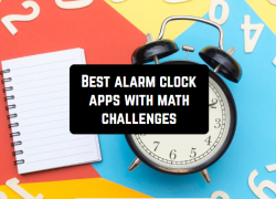 9 Best alarm clock apps with math challenges