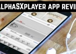 alphaSXplayer app review