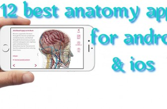12 Best Anatomy apps for Android & IOS
