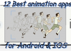 12 Best animation apps for Android & iOS