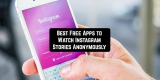 6 Free Apps to Watch Instagram Stories Anonymously