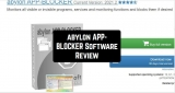 abylon APP-BLOCKER Software Review