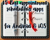 15 Best appointment scheduling apps for Android & iOS