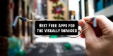 11 Free Apps for Visually Impaired People (Android & iOS)