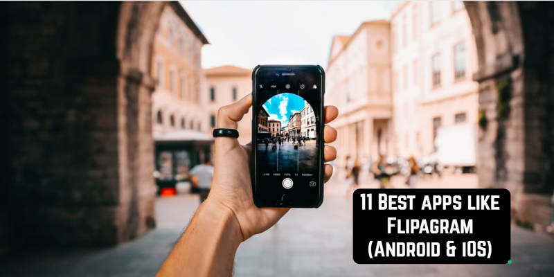 11 Best apps like Flipagram (Android & iOS)