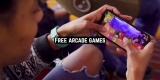 21 Free arcade games for Android 2020