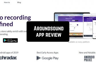 Aroundsound Audio Recorder App Review