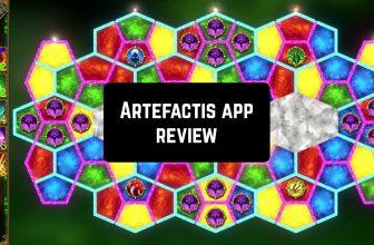 Artefactis: Magik Puzzles App Review