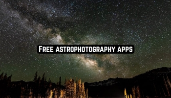 7 Free astrophotography apps for Android & iOS