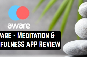 Aware – Meditation & Mindfulness app review