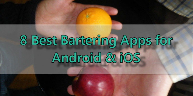 8 Best Bartering Apps for Android & iOS