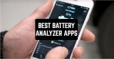5 Best Battery Analyzer Apps for Android & iOS
