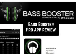 Bass Booster Pro App Review