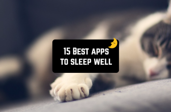 15 Apps to help you sleep well (Android & iOS)