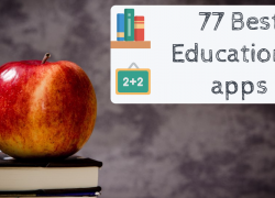 77 Best Educational Apps for Android & iOS