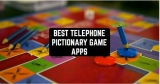 5 Best Telephone Pictionary Game Apps for Android & iOS