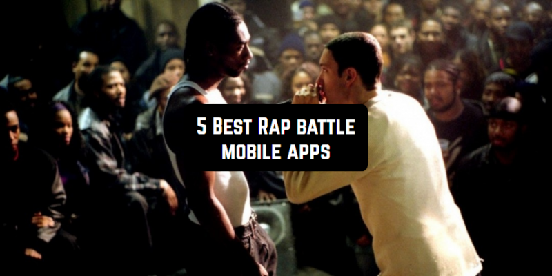 Best Rap battle mobile apps