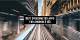 10 Best speedometer apps for Android & iOS
