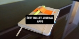 10 Best bullet journal apps for Android & iOS